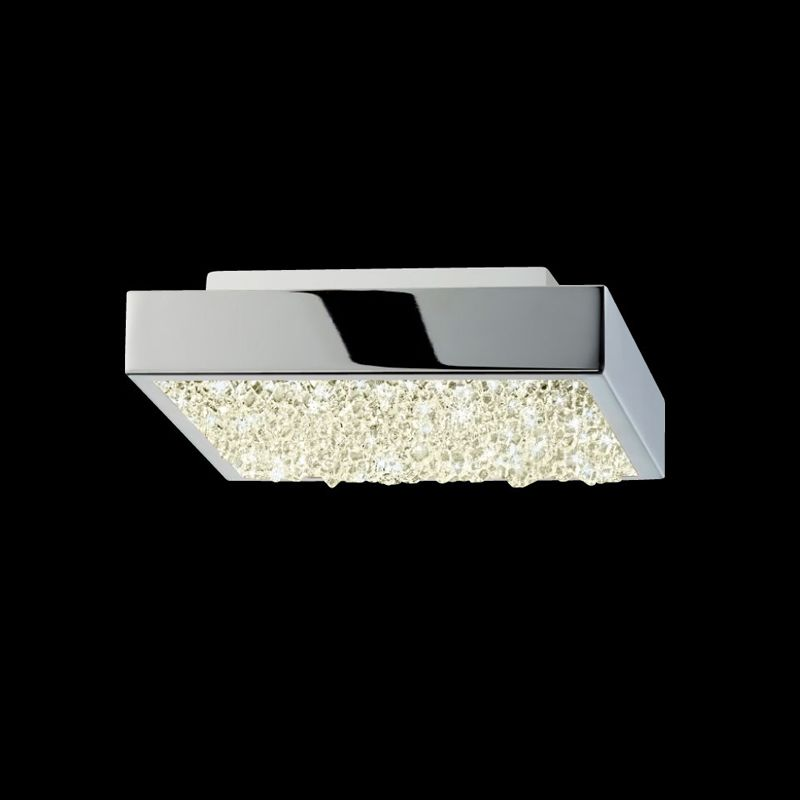 Sonneman 2568 Dazzle 1 Light LED Flush Mount Ceiling Fixture Polished Sale $390.00 ITEM: bci2655329 ID#:2568.01 UPC: 872681061874 :