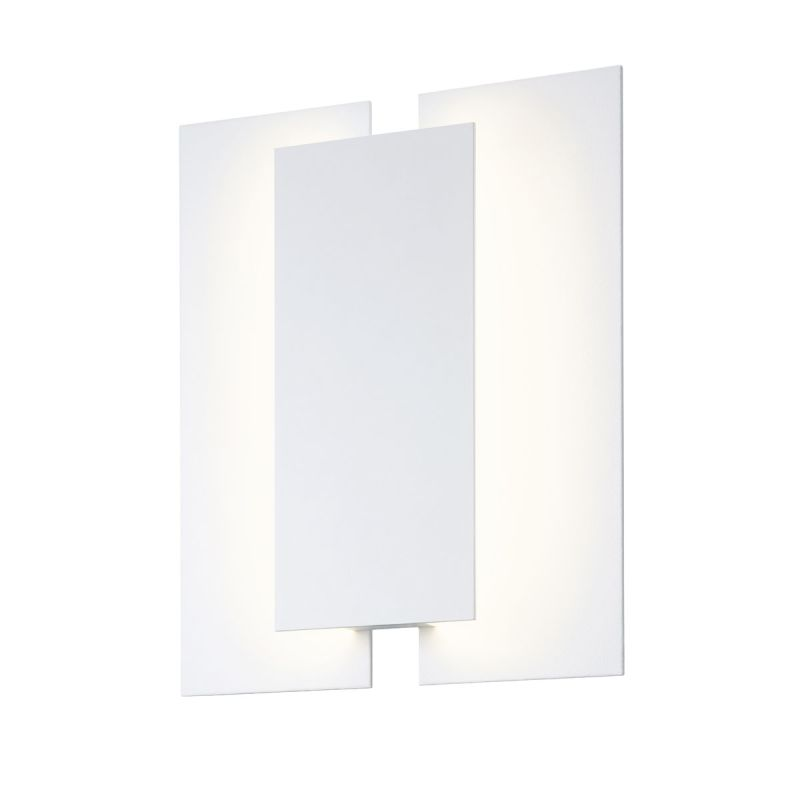 "Sonneman 2722 Batten LED 11"" Tall ADA Compliant Wall Sconce with"