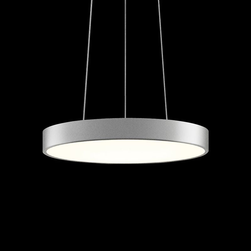 Sonneman 2740 Pi 1 Light LED Pendant Bright Satin Aluminum Indoor Sale $730.00 ITEM: bci2655472 ID#:2740.16 UPC: 872681062161 :