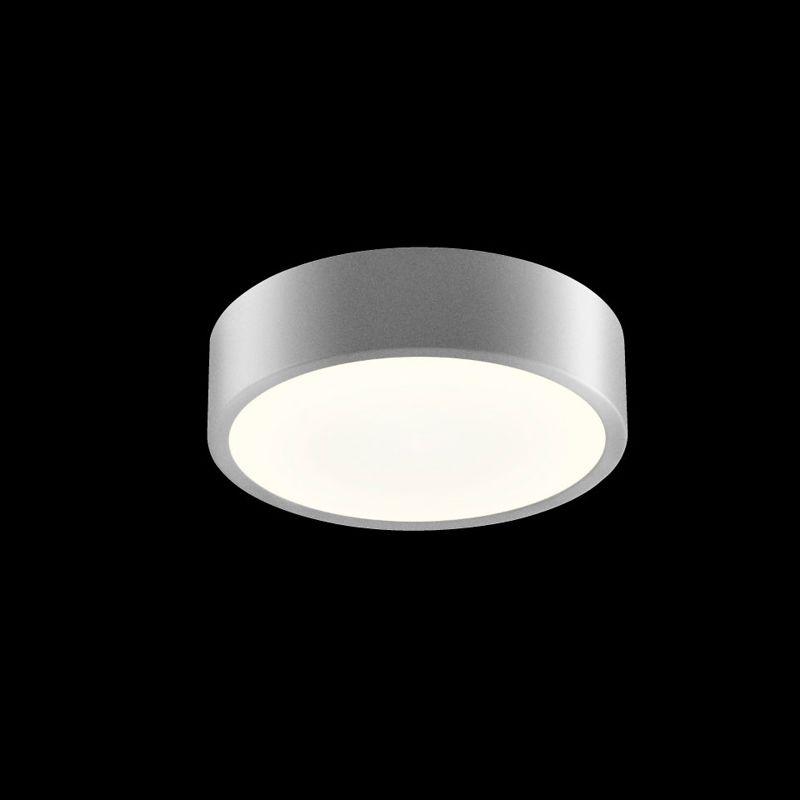 Sonneman 2745 Pi 1 Light LED Flush Mount Ceiling Fixture Bright Satin Sale $350.00 ITEM: bci2655339 ID#:2745.16 UPC: 872681062222 :