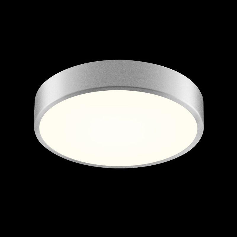 Sonneman 2746 Pi 1 Light LED Flush Mount Ceiling Fixture Bright Satin Sale $500.00 ITEM: bci2655333 ID#:2746.16 UPC: 872681062253 :