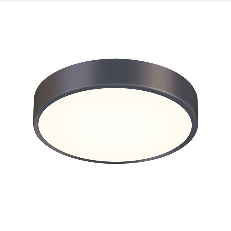 Sonneman 2746 Pi 1 Light LED Flush Mount Ceiling Fixture Black Bronze Sale $500.00 ITEM: bci2655334 ID#:2746.32 UPC: 872681062260 :