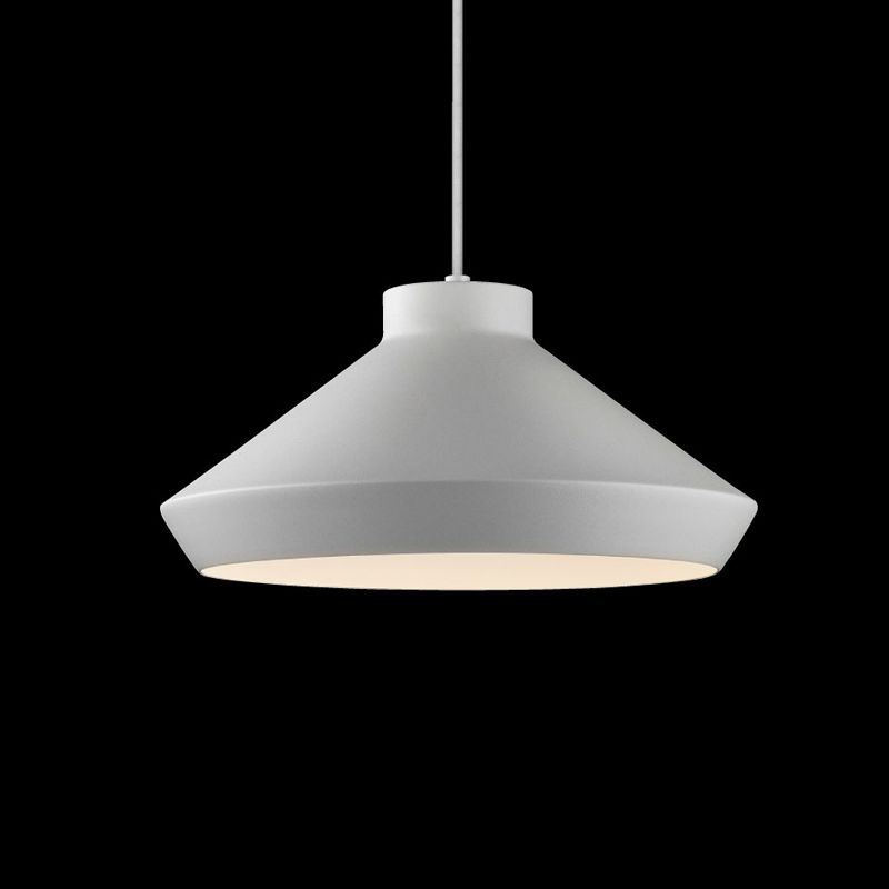 Sonneman 2752 Meiji 1 Light LED Pendant Bright Satin Aluminum Indoor Sale $390.00 ITEM: bci2655457 ID#:2752.16-G UPC: 872681062352 :