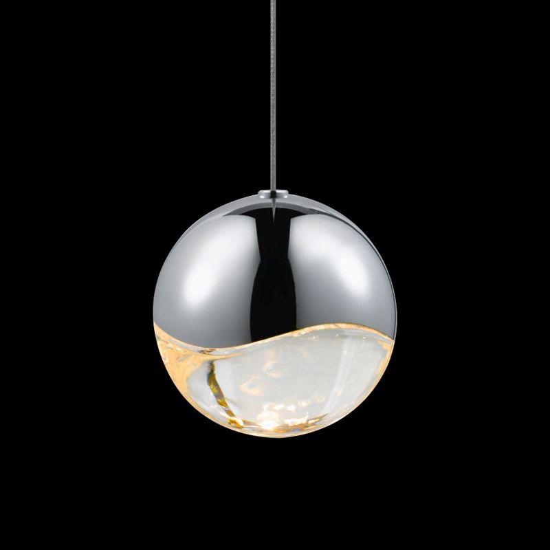 Sonneman 2911-LRG Grapes 1 Light LED Pendant Polished Chrome Indoor Sale $340.00 ITEM: bci2655369 ID#:2911.01-LRG UPC: 872681062673 :