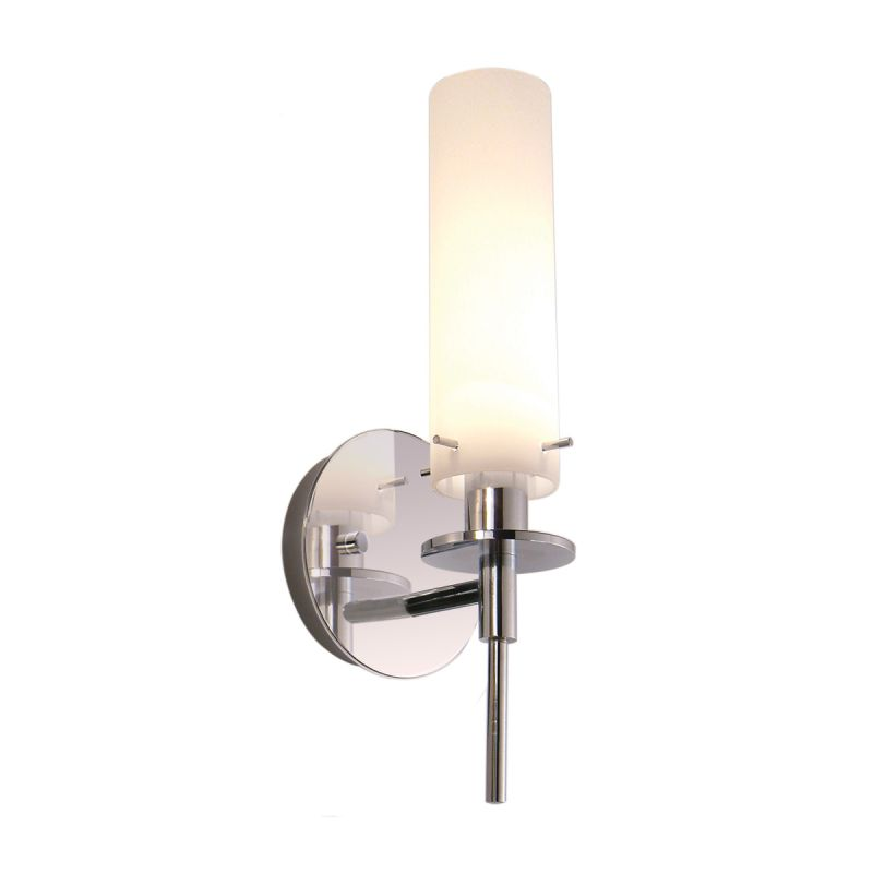 Sonneman 3031.01 Polished Chrome Contemporary Candle Wall Sconce