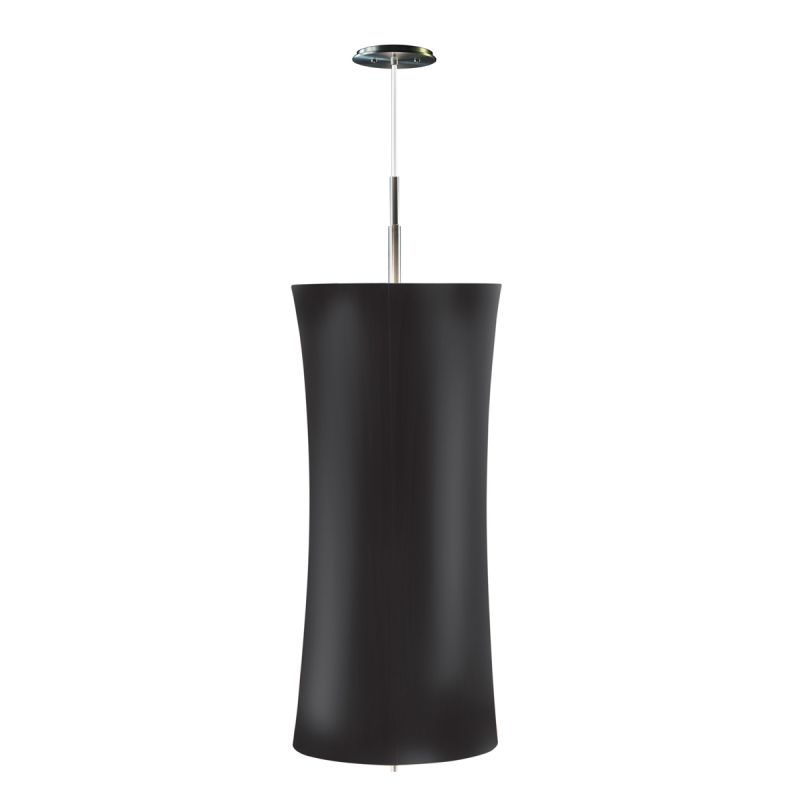 "Sonneman 3138.10 Lightweights 2 Light Pendant Black Shade Indoor Sale $145.00 ITEM: bci2068249 ID#:3138.10K UPC: 872681001689 Features: Multi-Colored Shade Option 10' Adjustable Cord Lamping Technology: Bulb Base - Medium (E26): The E26 (Edison 26mm), Medium Edison Screw, is the standard bulb used in 120-Volt applications in North America. E26 is the most common bulb type and is generally interchangeable with E27 bulbs. Compliance: UL Listed - Indicates whether a product meets standards and compliance guidelines set by Underwriters Laboratories. This listing determines what types of rooms or environments a product can be used in safely. Specifications: Bulb Base: Medium (E26) Bulb Included: No Bulb Type: Compact Fluorescent, Incandescent Canopy Diameter: 5"" Cord Length: 120"" Diameter: 16"" Energy Efficient: No Energy Star: No Height: 44"" (measured from ceiling to bottom most point of fixture) Light Direction: Down Lighting Number of Bulbs: 2 Pendant Type: Full Sized Product Weight: 14 lbs Shade: Yes Shade Color: Black, Blue, Green, Orange, Pink, Red, Silver, White, Yellow Shade Diameter: 16"" Shade Height: 36"" Shade Shape: Cylinder UL Listed: Yes UL Rating: Dry Location :"