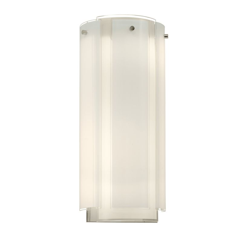 Sonneman 3181.01 Polished Chrome Contemporary Velo Wall Sconce