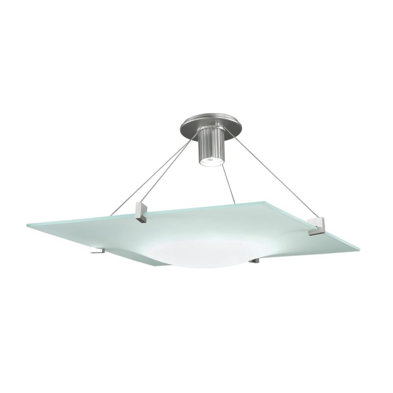 Sonneman 3403 Handkerchief 1 Light Semi-Flush Ceiling Fixture with