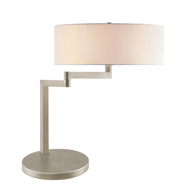 Sonneman 3625 Osso 2 Light Table Lamp with Cream Shade Satin Nickel Sale $213.00 ITEM: bci1721549 ID#:3625.13 UPC: 872681011428 :
