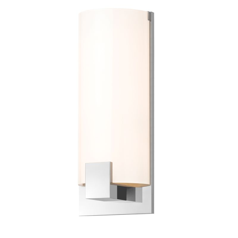Sonneman 3662.01 Polished Chrome Contemporary Tangent Wall Sconce