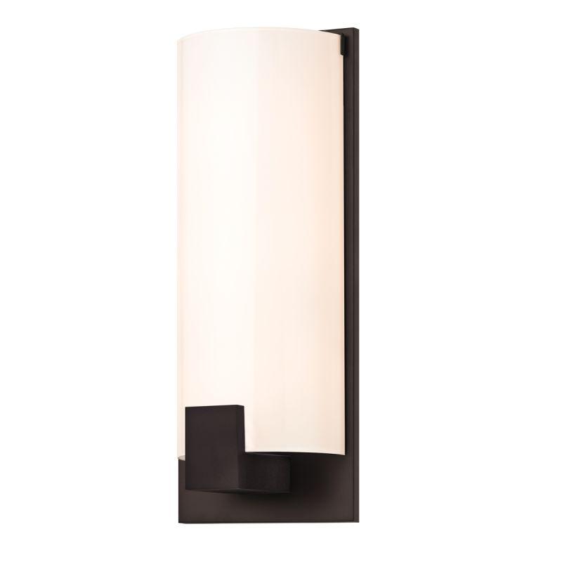 Sonneman 3662.26 Dark Bronze Contemporary Tangent Wall Sconce