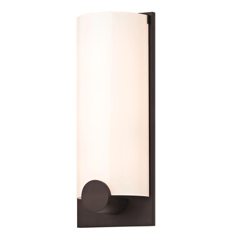 Sonneman 3663.26 Dark Bronze Contemporary Tangent Wall Sconce