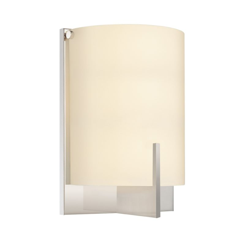 Sonneman 3671.01 Polished Chrome Contemporary Arc Wall Sconce