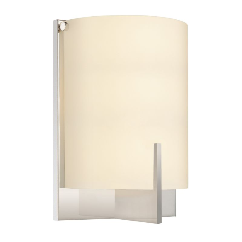 Sonneman 3671F Arc 1 Light ADA Compliant Wall Sconce with Etched Glass