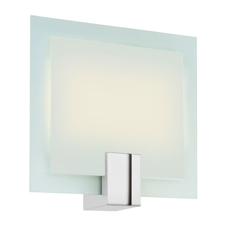 Sonneman 3682F Dakota 2 Light ADA Compliant Wall Sconce with Etched Sale $420.00 ITEM: bci2546517 ID#:3682.01F UPC: 872681031983 :