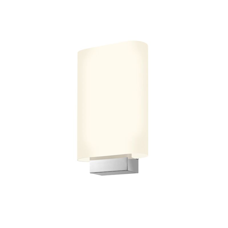Sonneman 3718 Link 2 Light ADA Compliant LED Wall Sconce with Etched
