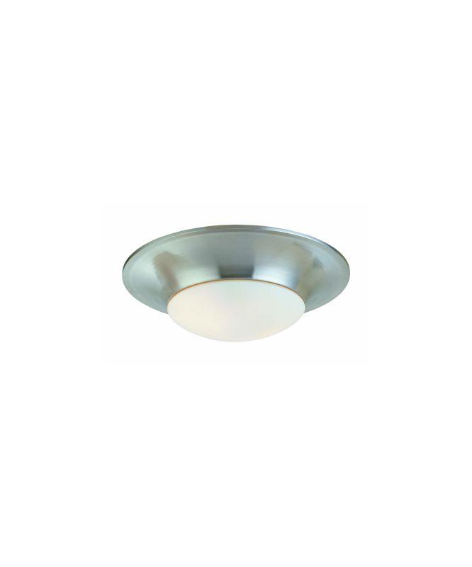 Sonneman 3751 Single Light Flush Mount Ceiling Fixture From the Sale $52.00 ITEM: bci571306 ID#:3751.35 UPC: 872681011053 :