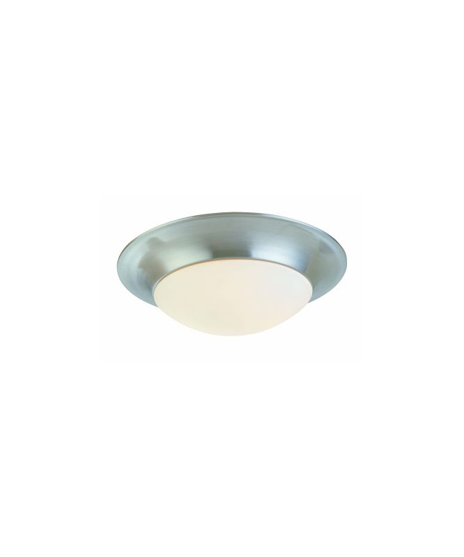 Sonneman 3753 Single Light Flush Mount Ceiling Fixture From the Sale $79.00 ITEM: bci571396 ID#:3753.35 UPC: 872681011077 :