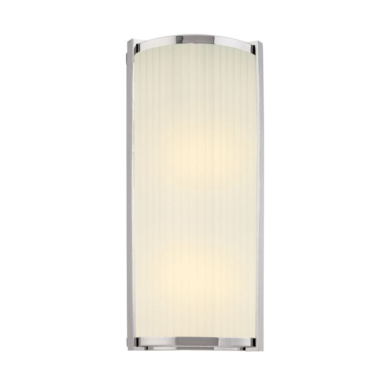Sonneman 4351.35 Polished Nickel Contemporary Roxy Wall Sconce