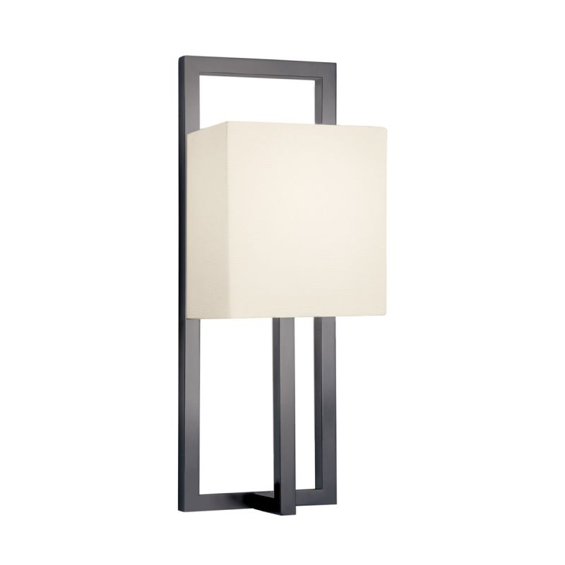 Sonneman 4441 Linea 1 Light ADA Compliant Wall Sconce with White Linen