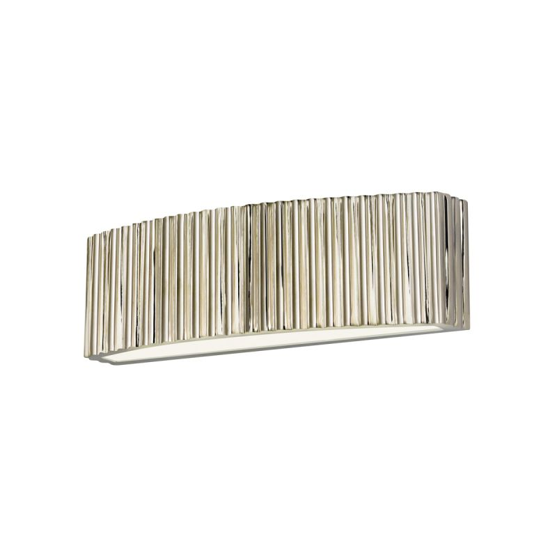 Sonneman 4620.35 Polished Nickel Contemporary Paramount Wall Sconce