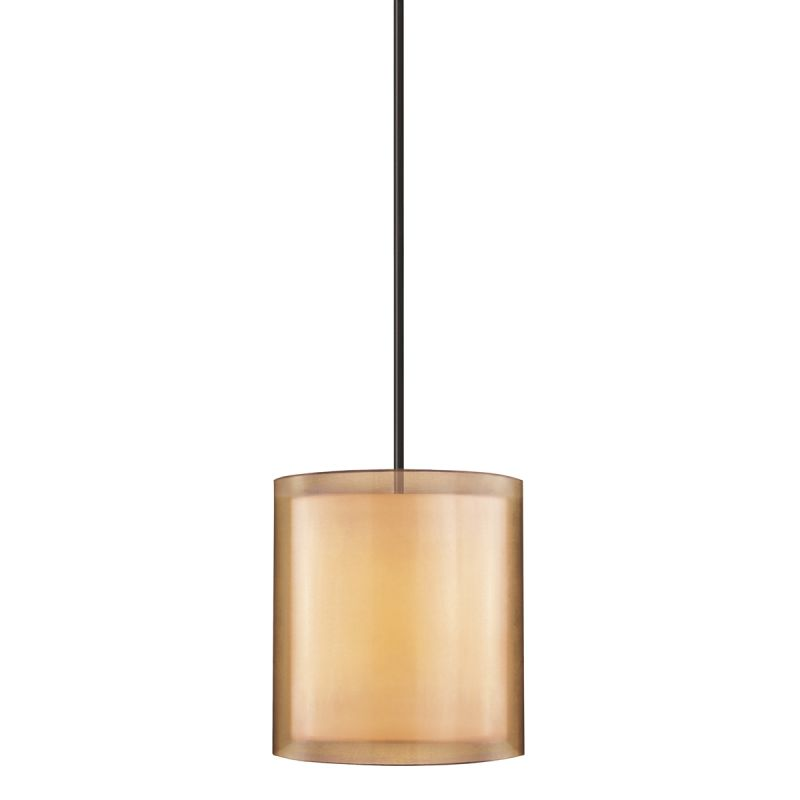 Sonneman 6019.51 Black Brass Contemporary Puri Pendant