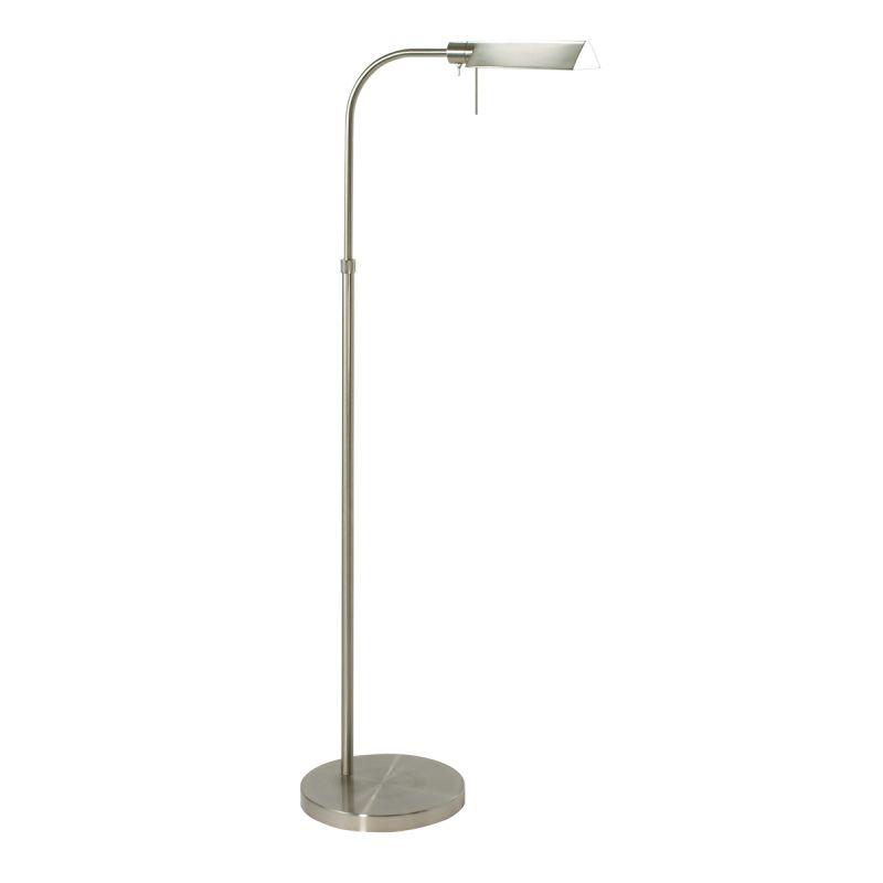 Sonneman 7005 Tenda 1 Light Swing Arm Floor Lamp Satin Nickel Lamps Sale $240.00 ITEM: bci525561 ID#:7005.13 UPC: 872681007797 :