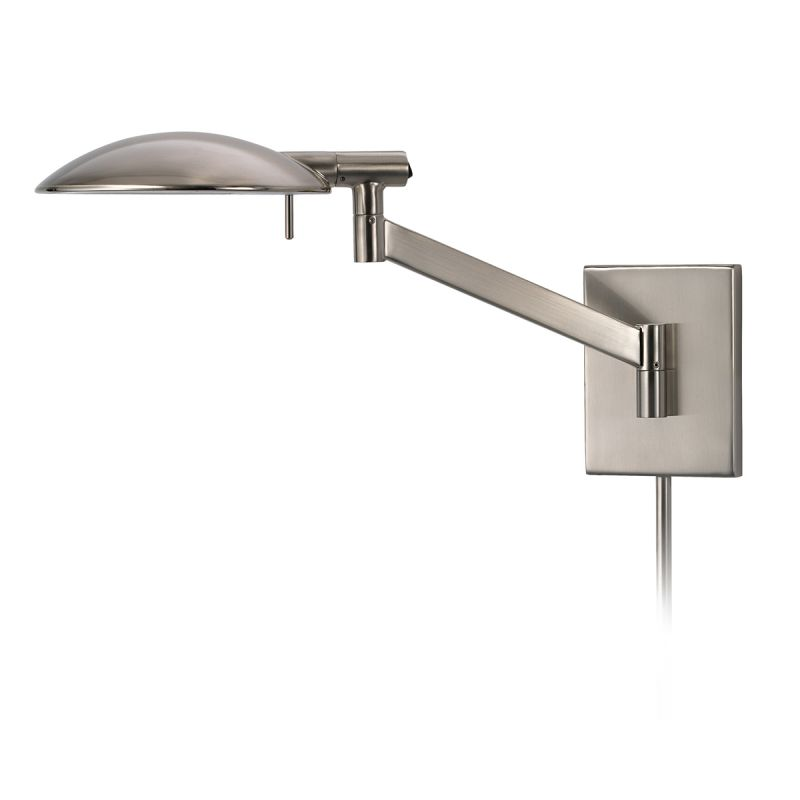 Sonneman 7085.13 Satin Nickel Contemporary Perch Wall Sconce Sale $240.00 ITEM: bci2068379 ID#:7085.13 UPC: 872681041586 :