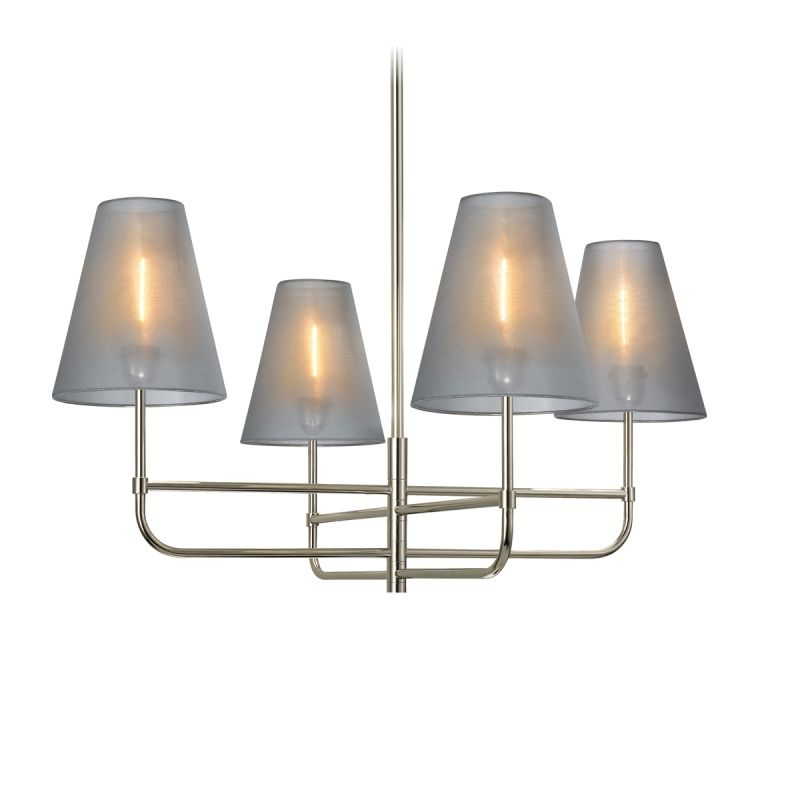 Sonneman 1965.35 Polished Nickel Contemporary Bistro Pendant Sale $226.00 ITEM: bci2068192 ID#:1965.35 UPC: 872681041074 :