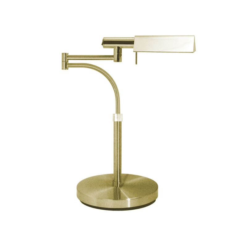 "Sonneman 7014 E-Tenda 1 Light Halogen 19"" Height Swing Arm Table Lamp"