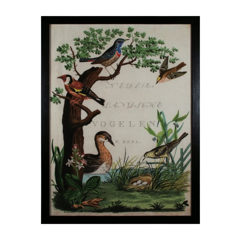 """Sterling Industries 10076-S1 42.5"""" Height Duck Sanctuary Wall Art Duck"""