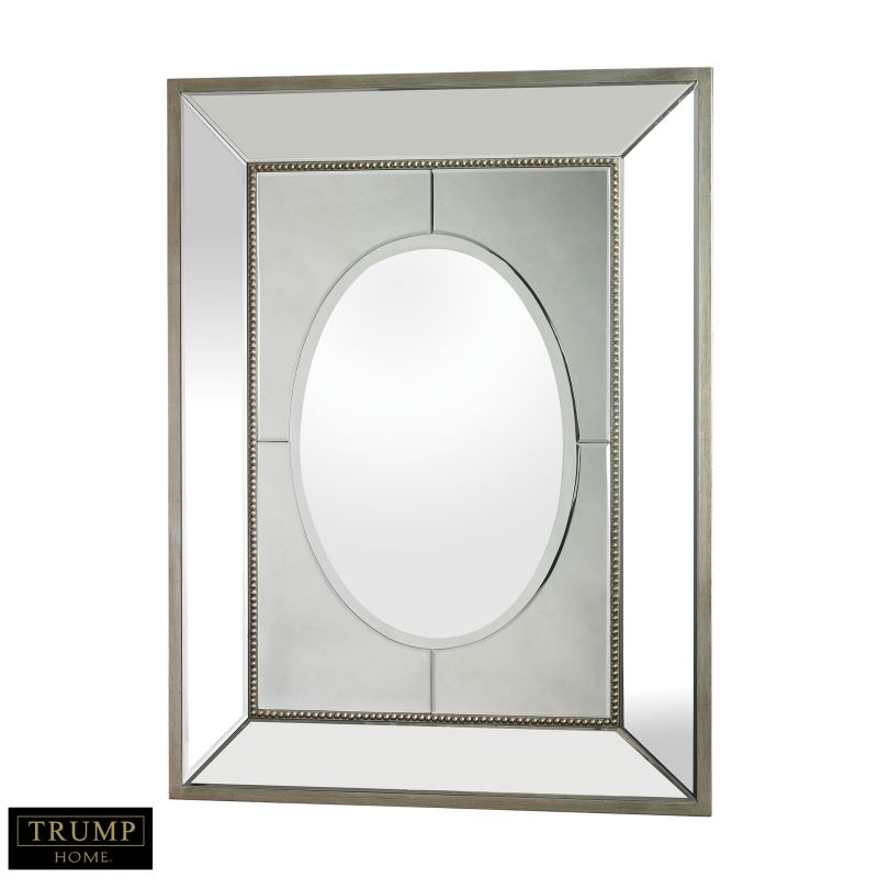 """Sterling Industries 114-83 48"""" x 36"""" Wall Mirror Clear Home Decor"""