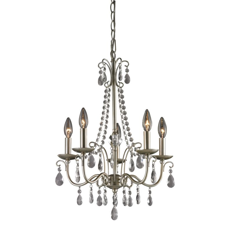 Sterling Industries 122-012 5 Light 1 Tier Candle Style Chandelier Sale $262.00 ITEM: bci2275516 ID#:122-012 UPC: 843558033829 :