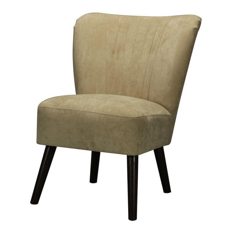 Sterling Industries 133-008 Mid Century Style Chair Dark Mahogany