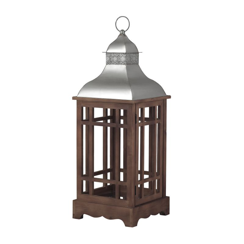 Sterling Industries 138-036 Poynton Large Outdoor Lantern Candle