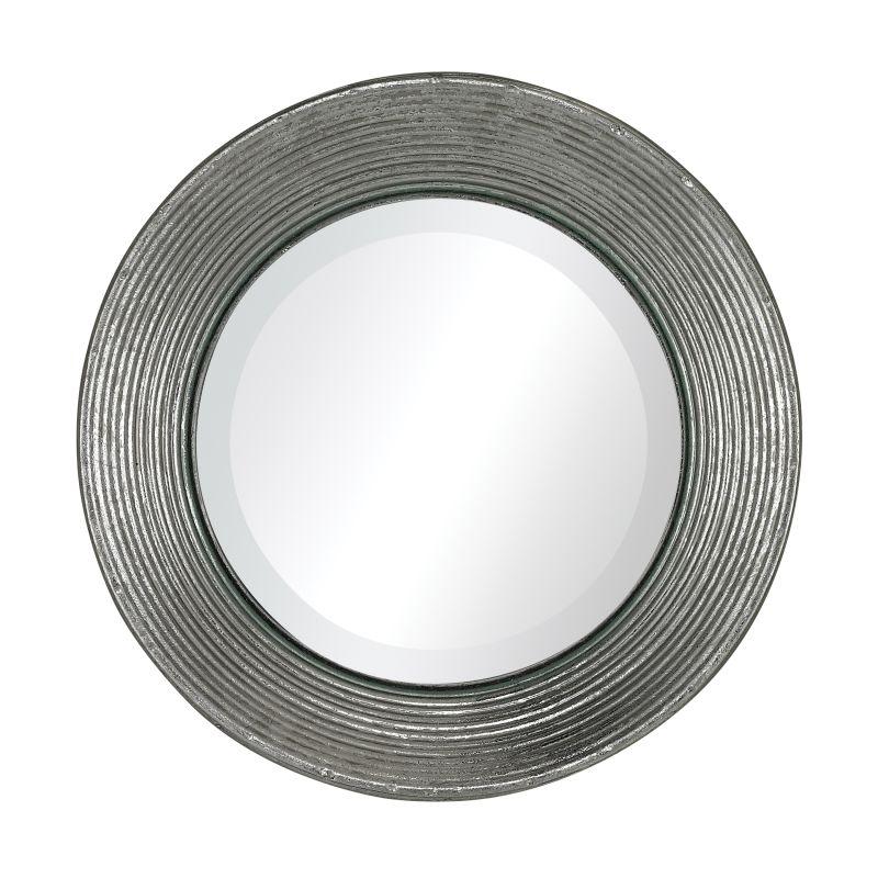 "Sterling Industries 138-067 La Quinta 10"" Wall Mirror Bright Silver"