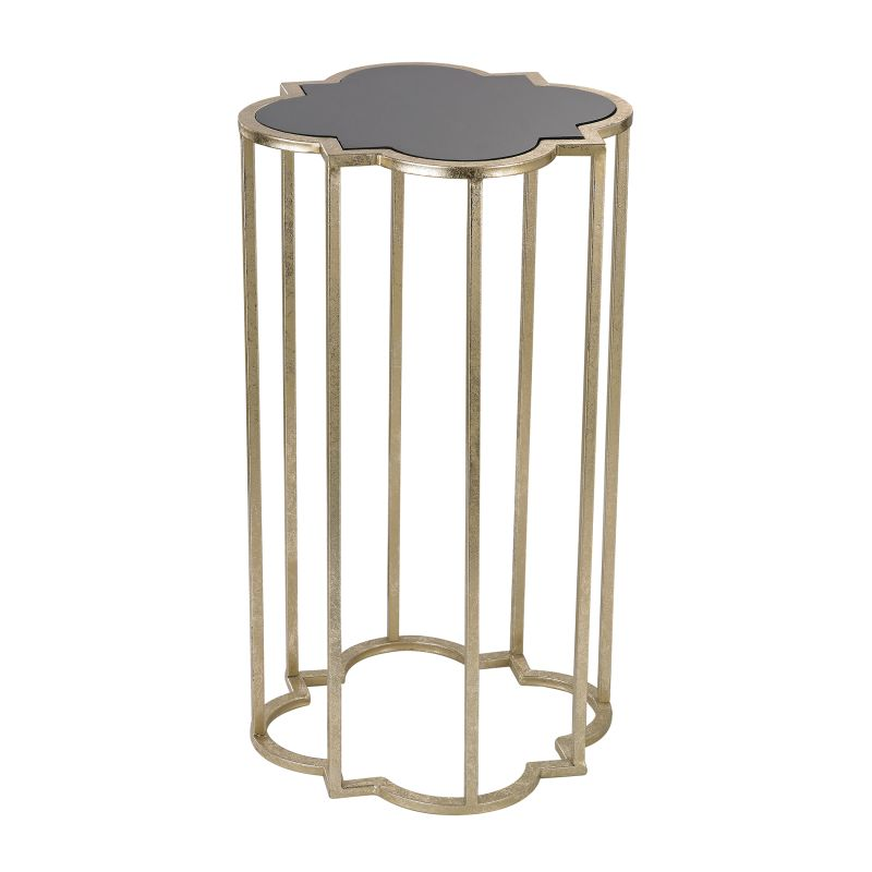 Sterling Industries 138-168 Mission Cocktail Table Soft Gold Furniture