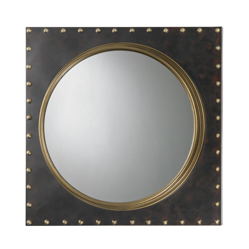 """Sterling Industries 51-004 25"""" Wall Mirror Antique Gold Home Decor"""
