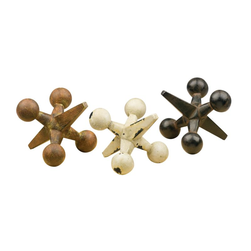 Sterling Industries 51-1236 Metal Set of 3 Jax Weathered Multi Home Sale $92.00 ITEM: bci2275113 ID#:51-1236 UPC: 843558018864 :