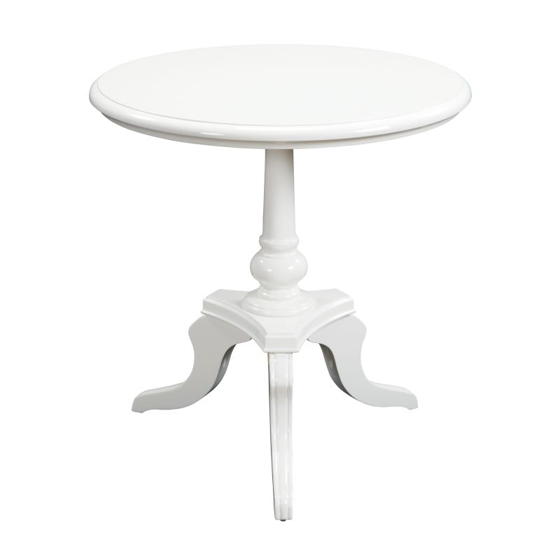 Sterling Industries 6042805 White Chapel Table White Furniture End Sale $342.00 ITEM: bci2100567 ID#:6042805 UPC: 809096428053 :