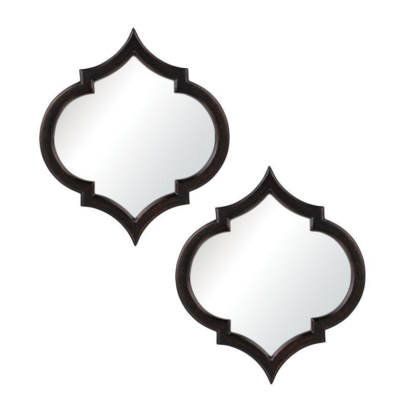 "Sterling Industries 6050679 Horizonte 23"" x 21"" Wall Mirror - Set of"