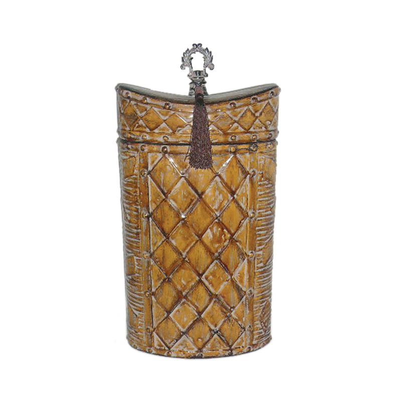 Sterling Industries 72-4241 Harlequin and Tassel Urn Harlequin Home
