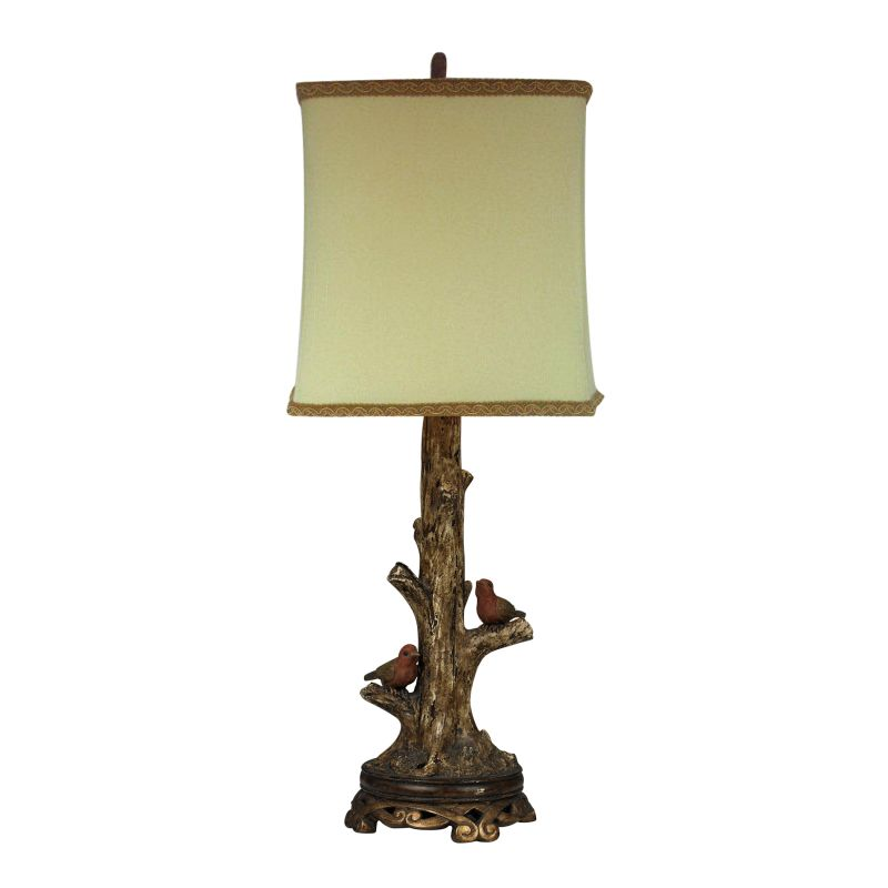 Sterling Industries 93-19310 1 Light Birds on a Branch Table Lamp with