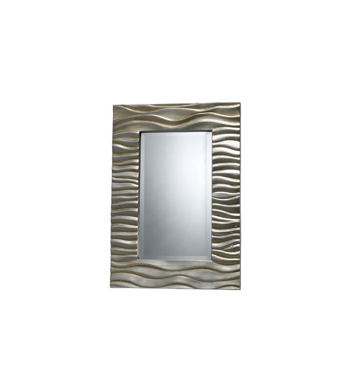 Sterling Industries DM1927 Transcend Rectangular Mirror Silver Leaf / Sale $178.00 ITEM: bci2240296 ID#:DM1927 UPC: 748119022178 :