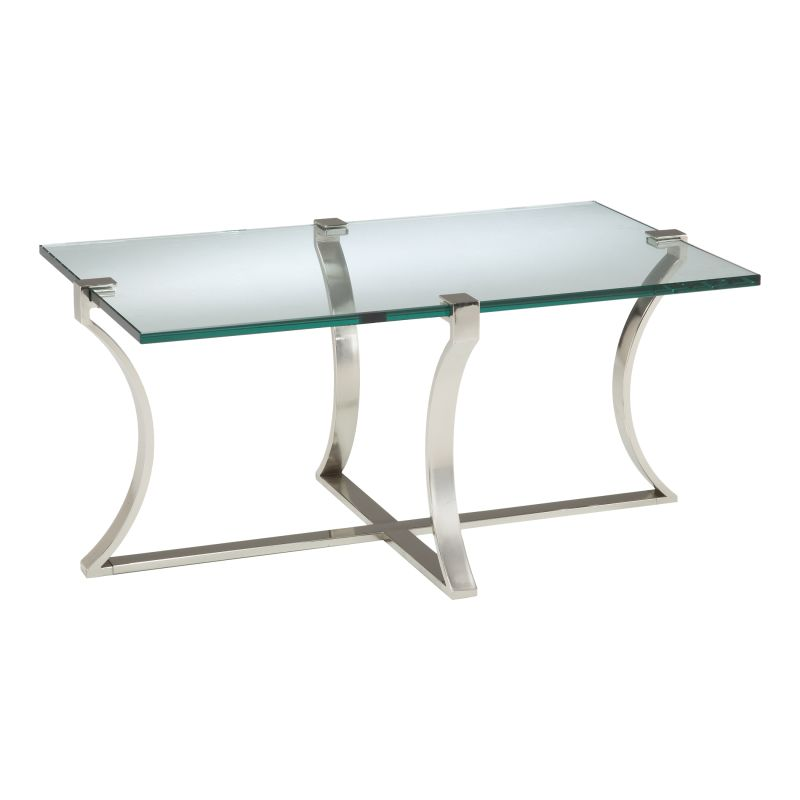 "Sterling Industries 6041207 19.125"" Height Uptown Cocktail Table"