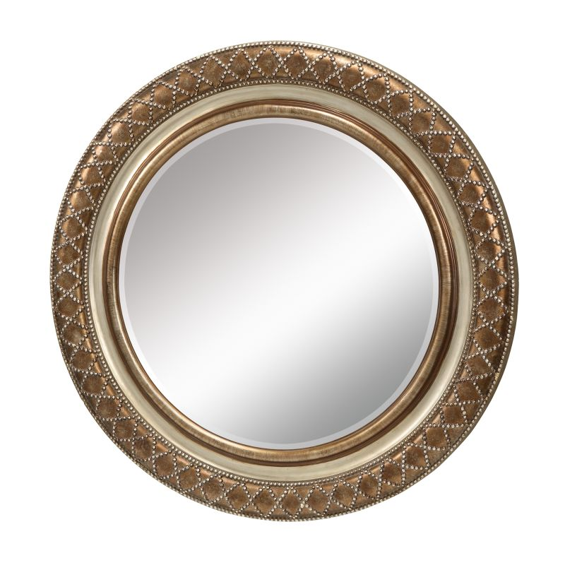 "Sterling Industries 6050395 35.5"" Diameter Cocktail Circular Mirror"