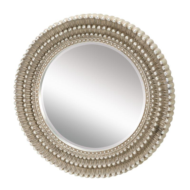 "Sterling Industries 6050409 34.5"" Diameter Dahlia Circular Mirror"