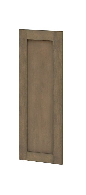 """Sunny Wood AN1221DR Aiden Optional 12"""" Hardwood Vanity Cabinet Door"""