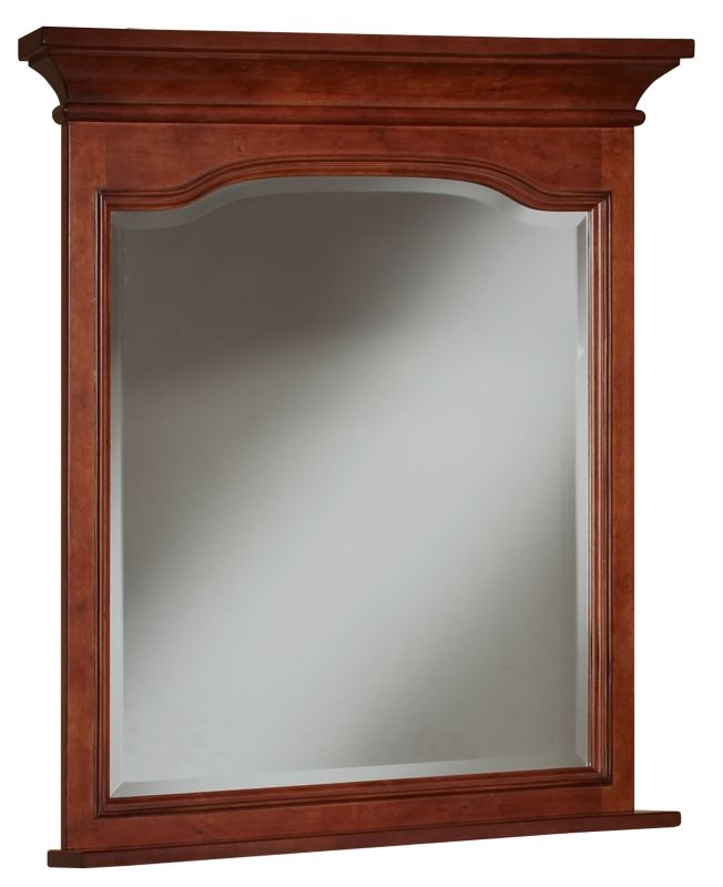 "Sunny Wood CB3638MR Cambrian 36"" Framed Bevel Mirror Medium Maple Home Sale $215.56 ITEM: bci451344 ID#:CB3638MR UPC: 45002144383 :"