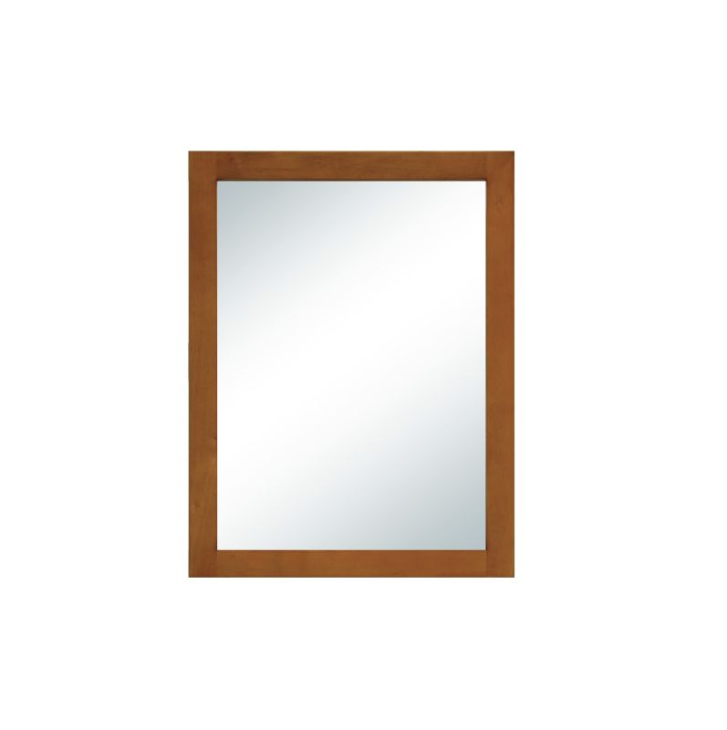 "Sunny Wood ET2430MR Easton Maple 24"" Framed Bevel Mirror Easton Maple"